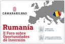 FORUM PRIVIND OPORTUNITATILE DE INVESTITII IN ROMANIA