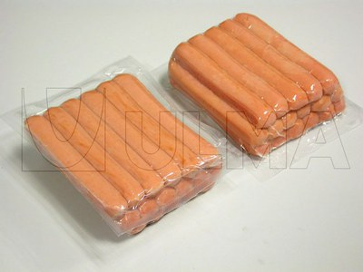 Ambalare carnati in termoformare cu film flexibil