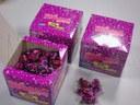 Ambalare cutii cu gume de mestecat in flow pack (hffs)